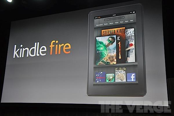 Кількість попередніх замовлень Kindle Fire перевищила 250 тисяч за 5 днів