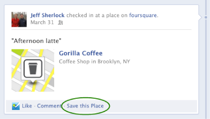 Facebook запустив новий інструмент   Action Links