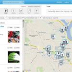 Пошук в Foursquare відкритий для всіх інтернет користувачів
