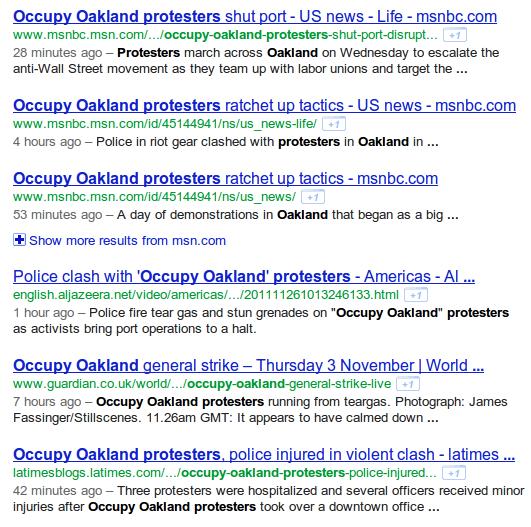 Google шукатиме нові статті ще краще