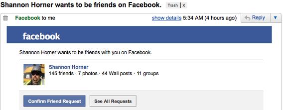 Facebook тестує новий вид реклами та сповіщення про друзів