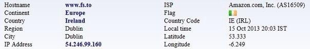Міліція прикрила один з найбільших українських файлообмінників FS.TO – колишній FS.UA