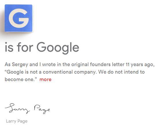 Google купив домен abcdefghijklmnopqrstuvwxyz.com