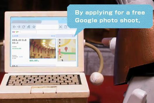 Google Street View покаже будинки зсередини