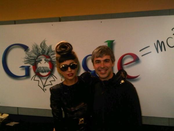 Дайджест: Ґаґа в гостях у Google, швидкісний інтернет в Україні, дзвінки з мобільного на Skype
