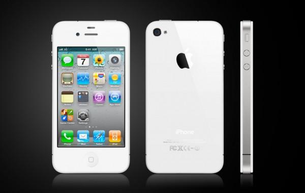 Apple випустила білий iPhone