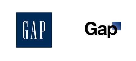 Gap вирішує недоліки свого логотипу через Facebook