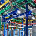 Google пропонує віртуальні екскурсії по своїх дата центрах (фото, відео)