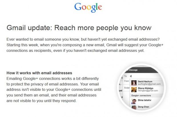 Google+ дозволив будь кому надсилати вам листи в Gmail. Як це відключити?