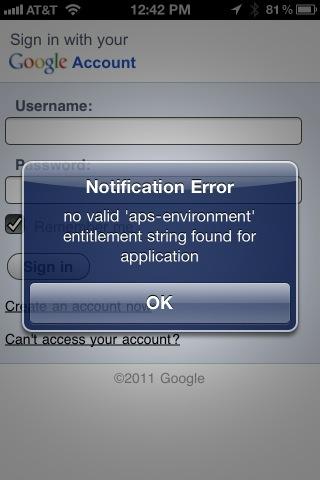 Google видалив iPhone додаток для Gmail через помилки