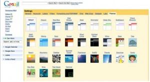 Ще один крок до соціалізації Google: шаблони оформлення для gmail