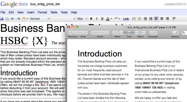 Google Docs почав розпізнавати текст на картинках
