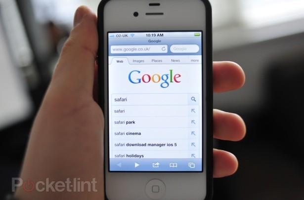 Google стежив за користувачами Safari на iPhone