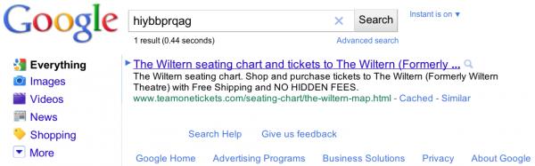 Google звинуватив Bing у копіюванні пошукових результатів