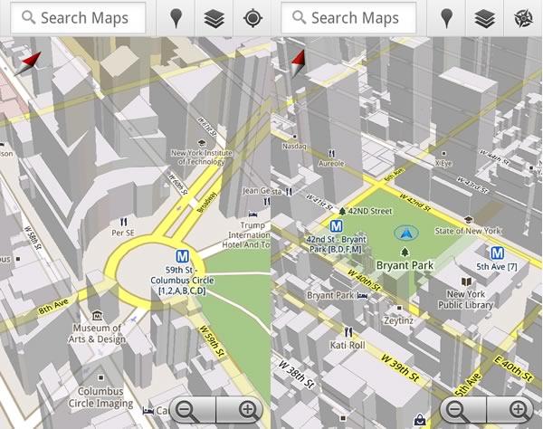 Дайджест: iPhone перекладач, Facebook Pages,  Google Maps 5.0 для Android