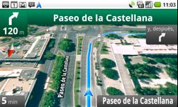 Google нарешті запустив свою GPS навігацію в Європі