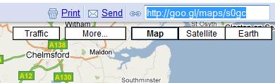 Google Maps отримав короткі посилання
