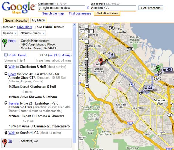 МТС  планує ввести безкоштовний трафік для Google Maps