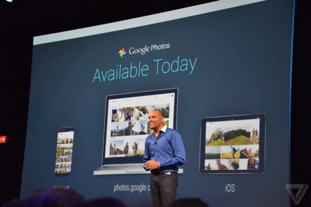 Google запустив Google Photos