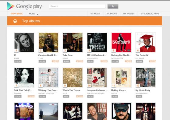 Google запустила безкоштовний аналог iTunes Match