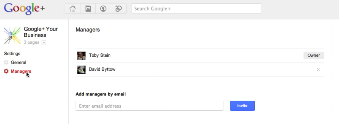 Сторінки Google+ тепер можуть мати до 50 адміністраторів