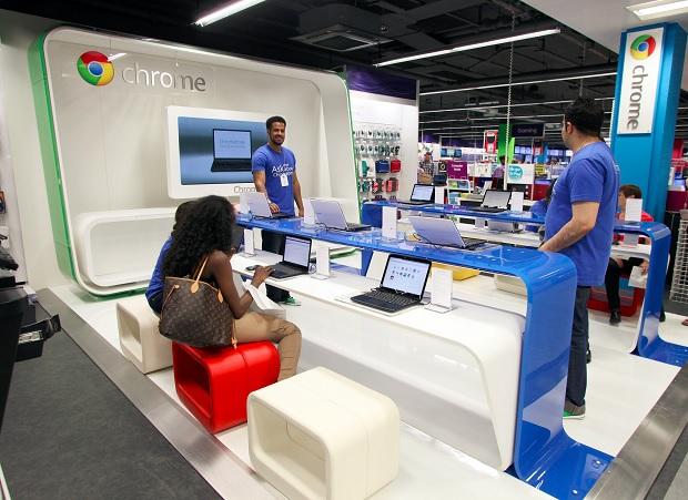 Google відмовився відкривати магазин у Нью Йорку, хоча витратив на нього вже мільйони доларів