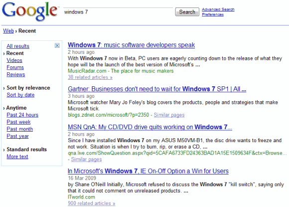 Google планує суттєво змінити підхід до видачі пошукових результатів