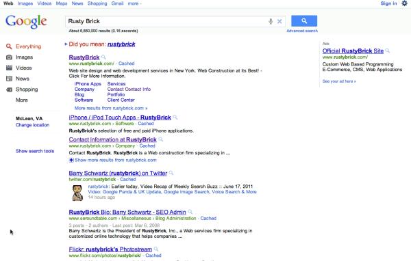 Кнопка Google «Мені пощастить» приносить збитків на $110 млн.