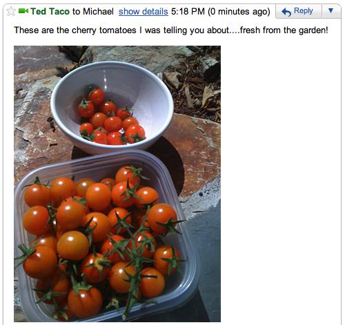 Google навчився перетягувати зображення в Gmail