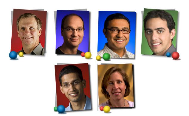 Ларрі Пейдж зробив кадрові перестановки в Google