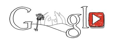 Google розмістив відео на своєму лого в честь Джона Леннона