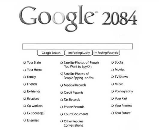 Пятнично розважальне: Google 2084, Pacman Twitter, Journalism Evoluion