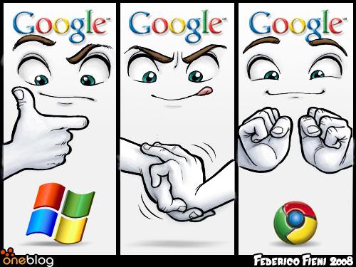 Хочете дізнатись, як було створене лого Google Chrome?