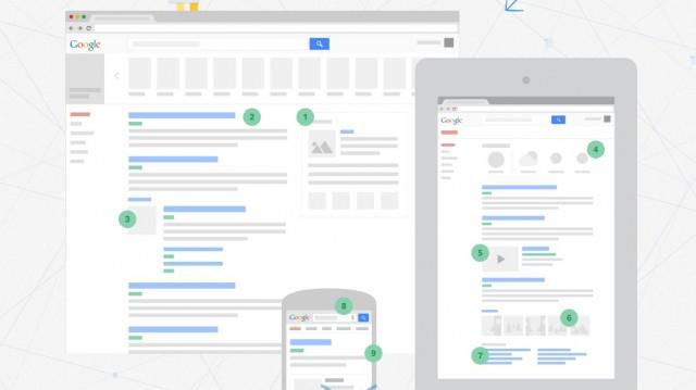 Google показав як працює його пошук