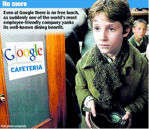 Рецесія добралась і до Google