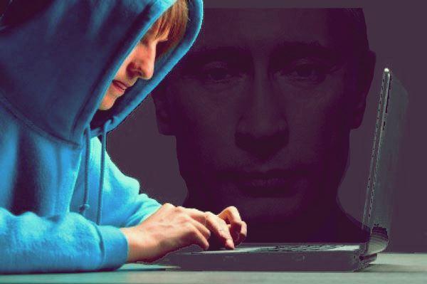Хакери взялись за Путіна і Банк Росії