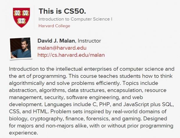 Відкрилась безкоштовна реєстрація на легендарний онлайн курс програмування Гарвардського університету українською мовою