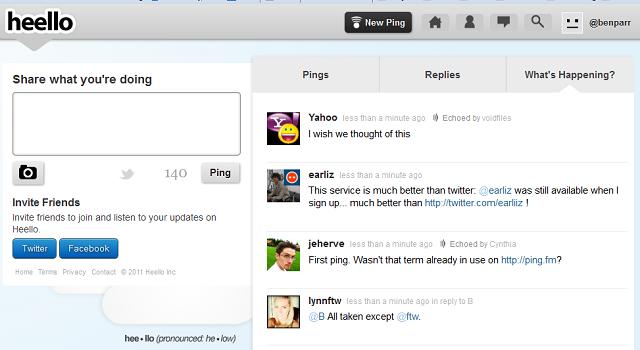 Засновник Twitpic запустив клон Твітера