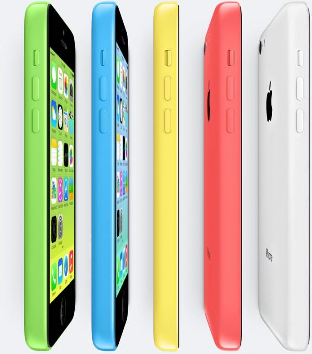 Apple представила iPhone 5C та iPhone 5S: ціни, характеристики, відео