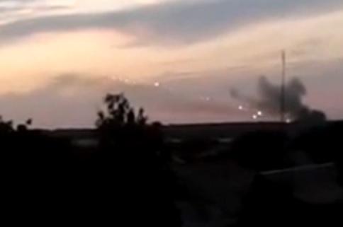 Росіяни виклали у YouTube відеодокази, як російські військові з Градів завдають ударів по території України