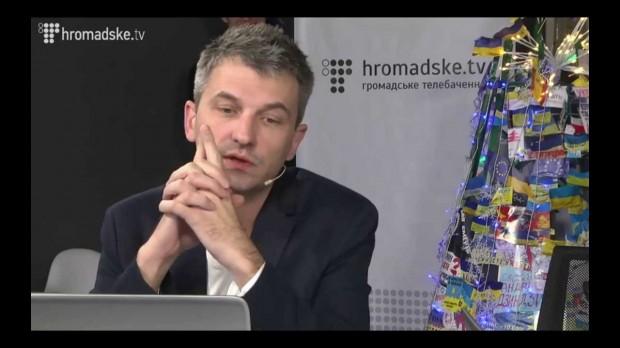 Громадське вимагає від Романа Скрипіна повернути їм домен hromadske.tv (оновлено)