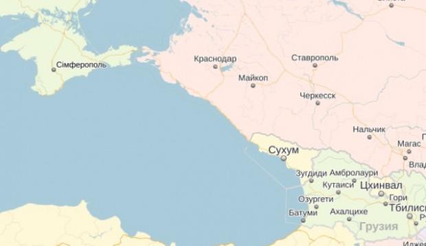 Яндекс буде показувати українцям Крим, як українську територію, а росіянам – як російську