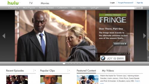 Hulu не збирається відмовлятися від Flash