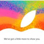 Apple проведе презентацію iPad Mini 23 жовтня