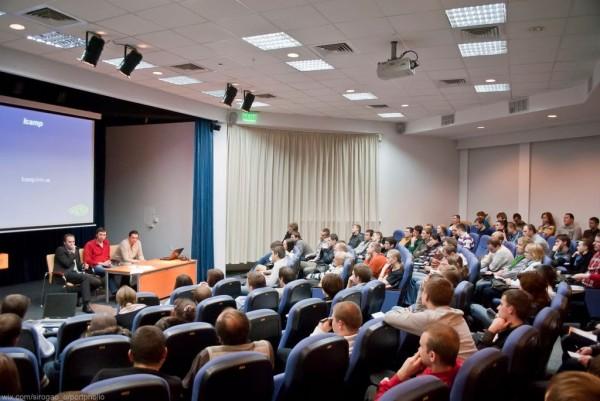 На початку жовтня у Львові відбудеться iCamp 2011