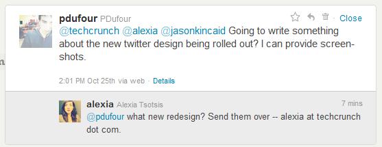 Twitter готує новий інтерфейс