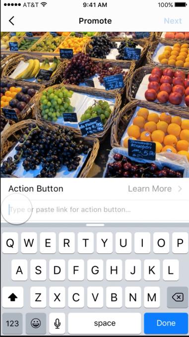 Instagram запускає безкоштовні бізнес профілі
