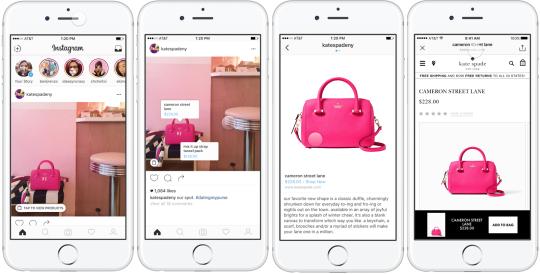 Instagram дозволив купувати товари безпосередньо з фотосервісу