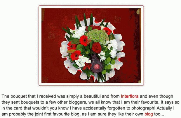 Google видалив магазин Interflora.co.uk з пошукової видачі за проплачені лінки