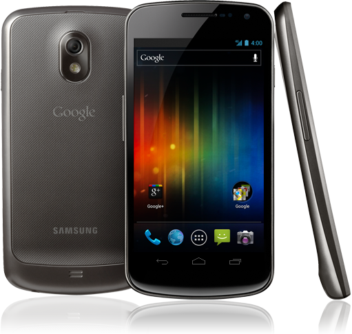Google презентував смартфон Galaxy Nexus i Android 4.0